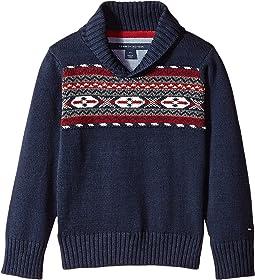 Tommy Hilfiger Kids - Fair Isle Sweater (Toddler/Little Kids)