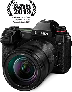 Panasonic Lumix DC-S1M Kit (LUMIX S 24-105mm F4)