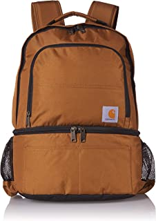 Carhartt 2-in-1 Insulated Cooler Backpack, Brown