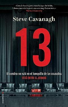 13. El asesino no está en el banquillo de los acusados, está entre el jurado (Thriller y suspense) (Spanish Edition)
