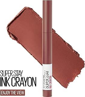 Maybelline SuperStay Ink Crayon Lipstick, Matte Longwear Lipstick Makeup, Enjoy The View