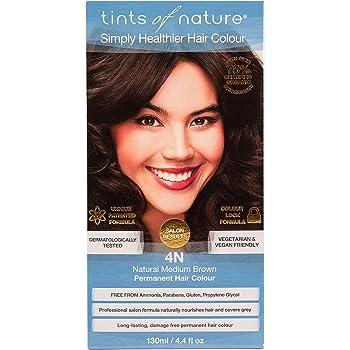 (2 Pack) - Tints of Nature - Natural Medium Brown | 130ml | 2 PACK BUNDLE