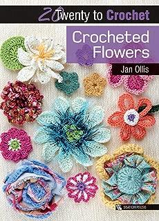 Crocheted Flowers (Twenty to Make)