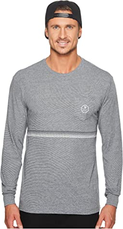 VISSLA - Dredger Long Sleeve Tee