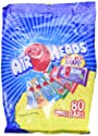 AirHeads 80 Mini Bars Fun Taffy Candy Assorted Fruit Flavors 32.17oz (912g) air heads