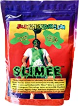Instant Slime Powder mix Bulk GREEN 30 Gal supply Just add water. Makes buckets. Fill bath or pool. DIY Slimee kit Goo for party game fundraising dumping on heads wrestling blaster battle balloon bomb