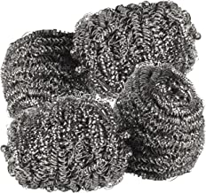 Kleeneze KL072191EU Essential Stainless Steel Scourers | Made with Recycled 4 Pack