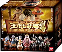 One Piece Collection -The Seven Warlords of the Sea VS Special - 10 pieces [Japan] by Bandai