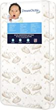 """Dream On Me, Twilight 5"""" 88 Coil Inner Spring Crib And Toddler Mattress I Waterproof I.."""