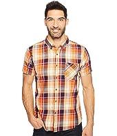 United By Blue Short Sleeve Springer Plaid Shirt