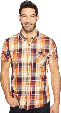 Short Sleeve Springer Plaid Shirt