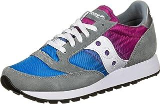 Saucony Jazz Fade Grey/Blue/Pink, Scarpe da Campo e da Pista Uomo