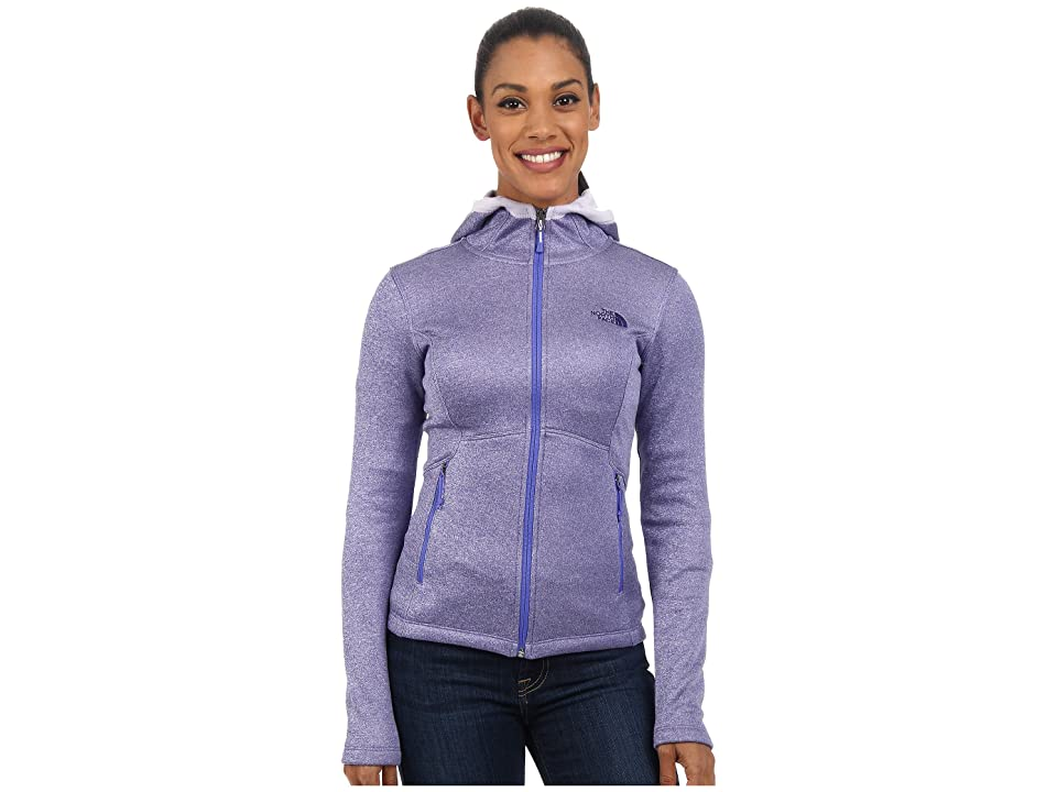 The North Face Agave Hoodie (Starry Purple Heather (Prior Season)) Women