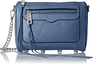 AVERY CROSSBODY, DEEP DENIM