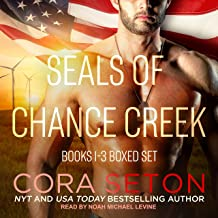 SEALs of Chance Creek: Books 1-3 Boxed Set