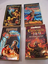The Elminster Series Complete 4 volume set: The Making of a Mage, Elminster in Myth, Temptation, Eliminster in Hell