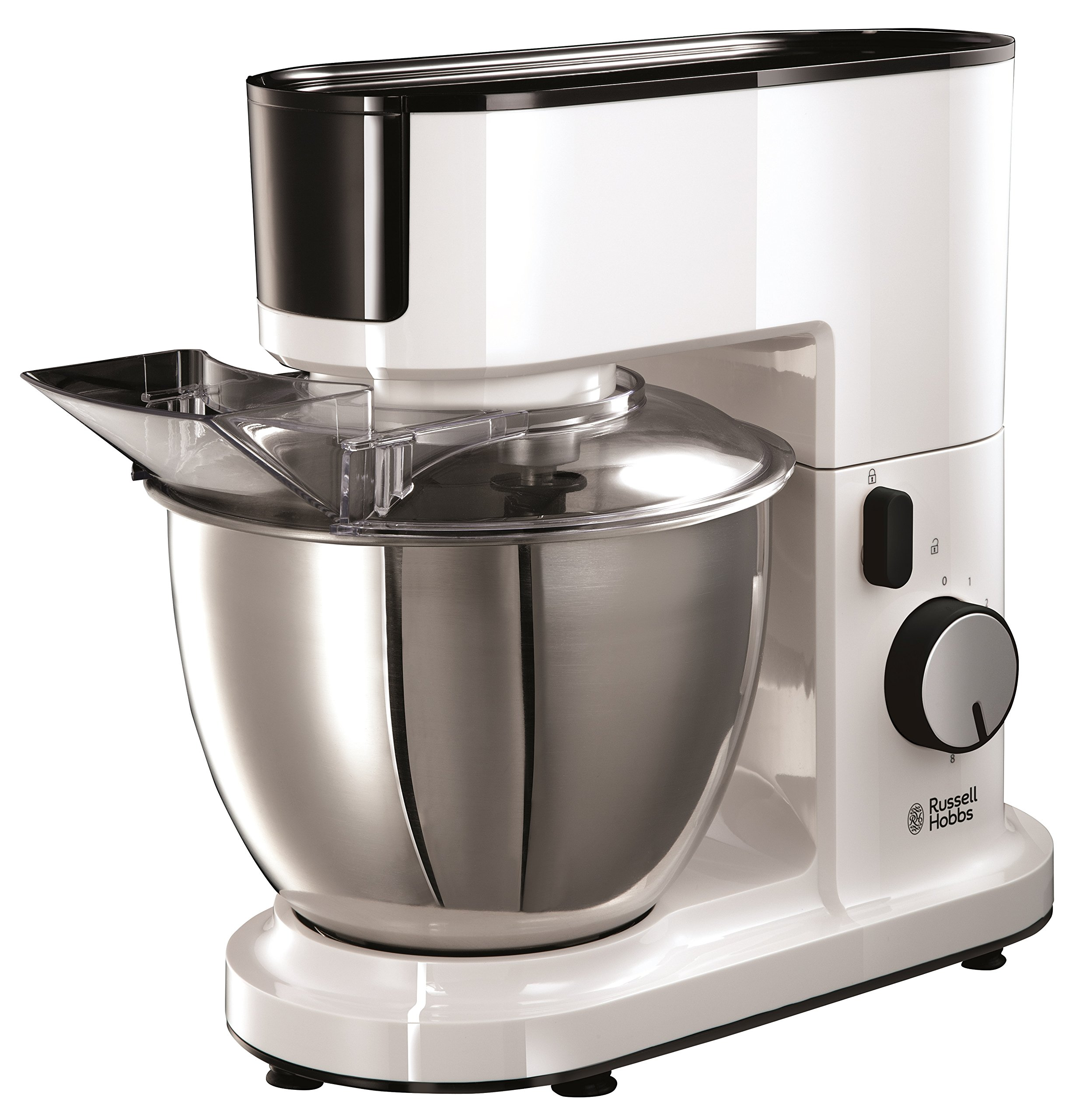 Russell Hobbs Aura Kitchen Machine White 20355-56 - Robot de cocina: Amazon.es: Hogar