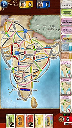 Ticket to Ride - 6