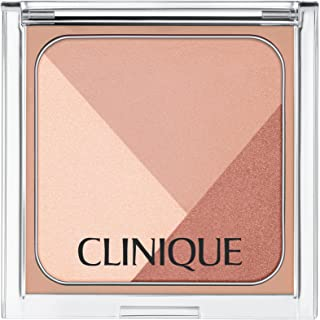 Clinique Sculptionary Cheek Contouring Palette, No. 04 Defining Nudes, 0.31 Ounce