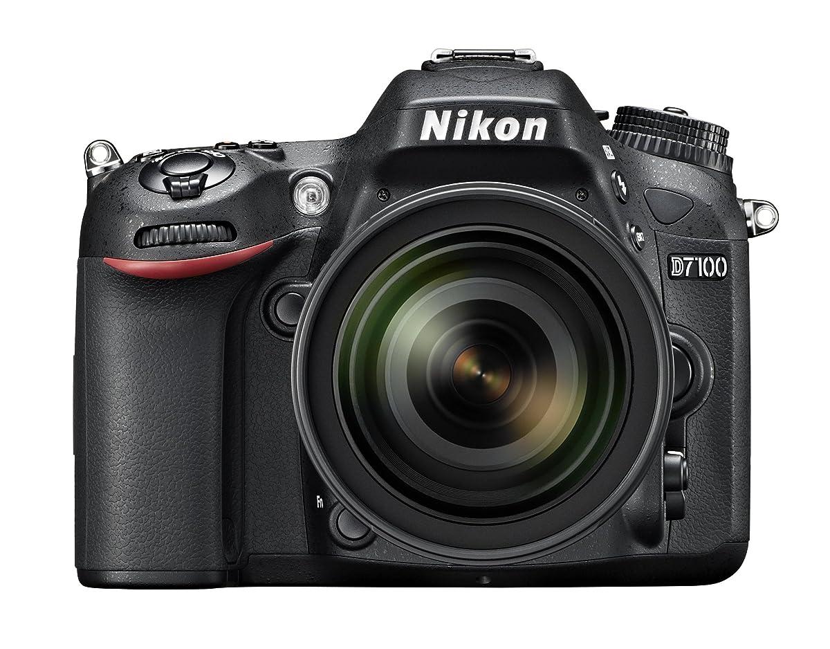 Nikon DSLR camera D7100 16-85VR Lens Kit AF-S DX NIKKOR 16-85mm f / 3.5-5.6G ED VR comes D7100LK16-85 [International Version, No Warranty]