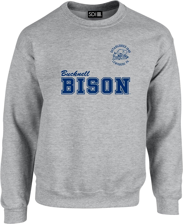 SDI NCAA Block 50 Blended 国内即発送 Crewneck 爆売りセール開催中 Sweatshirt 8 oz