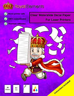 Best print decals laser printer Reviews
