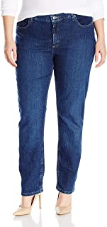 Riders by Lee Indigo Women's Plus Size Joanna Classic 5 Pocket Jean