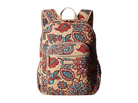 Vera Bradley Iconic Campus Backpack At Zappos Com