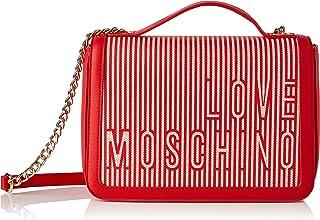Love Moschino, Borsa a Spalla, Collezione Primavera Estate 2021 Donna, Taglia unica