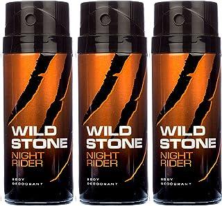 Wild Stone Deo Night Rider (Pack Of 3)