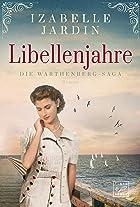 Coverbild von Libellenjahre, von Izabelle Jardin
