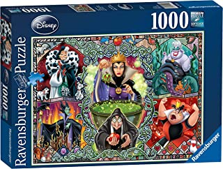 Ravensburger Ravensburger - Disney Wicked Women Puzzle 1000pc Jigsaw Puzzle