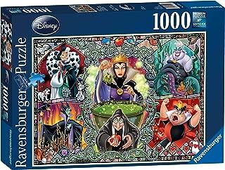 Ravensburger Disney Wicked Women, 1000pc Jigsaw Puzzle