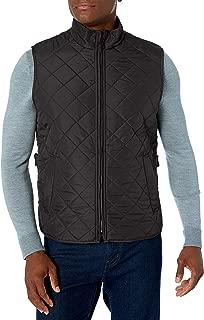 Hawke & Co Men's Pro Series Diamond Quilted Fleece Lined Vest
