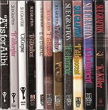 Sue Grafton: 11-Book Set: A Is for Alibi Through K Is for Killer