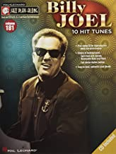 Billy Joel: Jazz Play-Along Volume 181 (Hal-leonard Jazz Play-along)