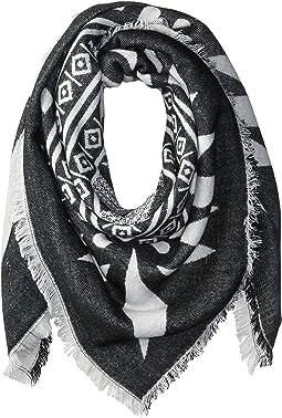 San Diego Hat Company - BSS3532 Tribal Print Scarf
