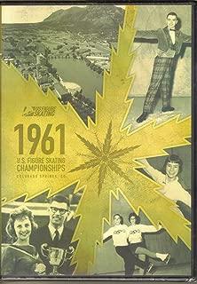 1961 U.S. Figure Skating Championships Colorado Springs, CO