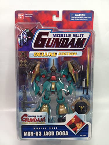 MSN-03 Jagd Doga (vert Version) original issue or Variant by Gundam