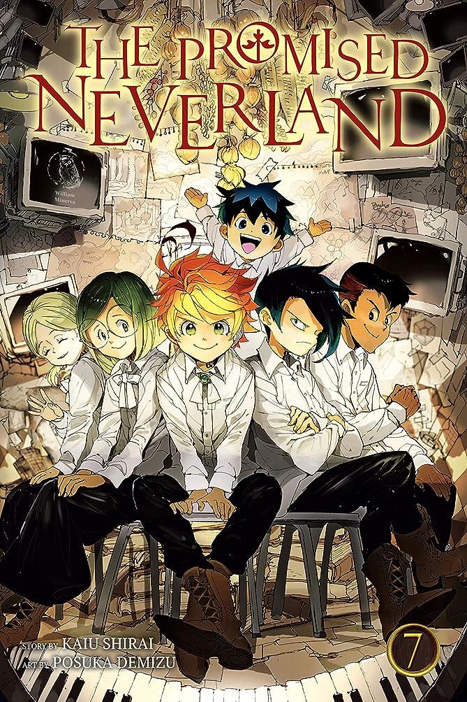 気づくなるサッカーアンケートThe Promised Neverland, Vol. 7: Decision (English Edition)