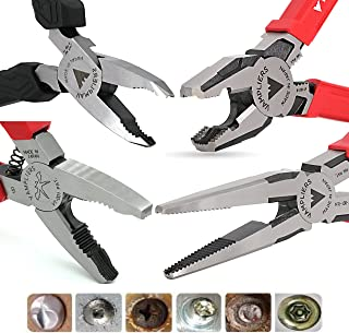 VamPLIERS World's Best Pliers! Screw Extraction Pliers Best Holiday Corporate Gift Makes the Best Gift. (5