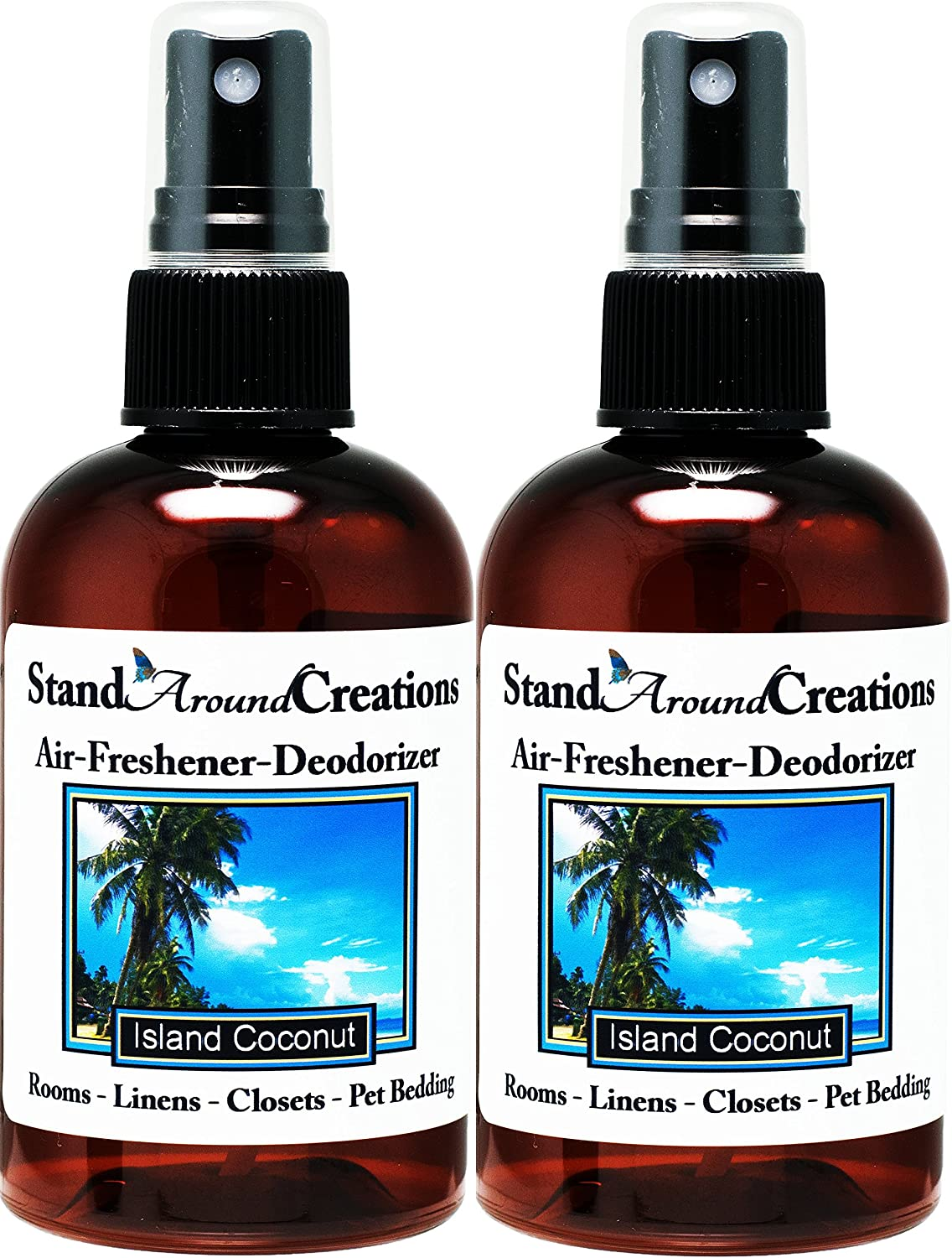 Set of 2 - Concentrated Spray Tucson Mall Selling rankings For Air Room Linen Deodorizer