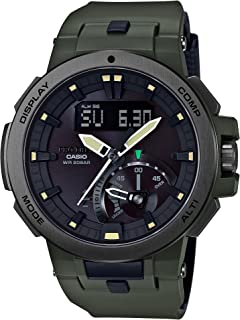 [カシオ] 腕時計 プロトレック 電波ソーラー PRW-7000-3JF メンズ