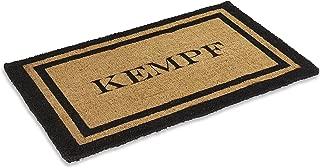 Kempf Personalized Natural Coco mat