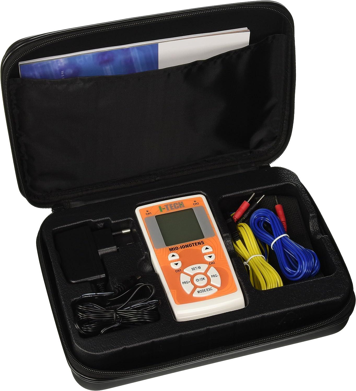 GiMa 28380Mio Ionotens Elektrostimulator mit 2Kanlen