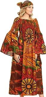 Best long flared ankara dresses Reviews