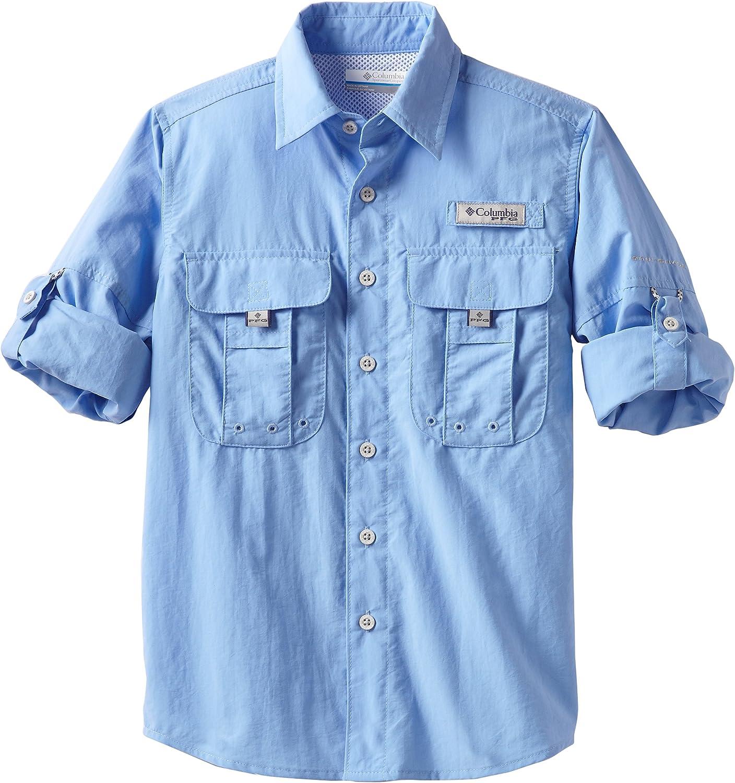 Columbia Boys 8-20 Bahama Long Sleeve Shirt
