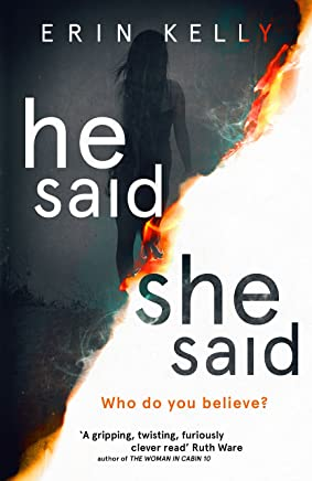 He Said/She Said: the must-read Richard and Judy Book Club thriller 2018