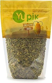 Yupik Organic Pumpkin Seeds (Aa), Non-GMO, Vegan, Gluten-Free, 1Kg