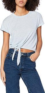 Vero Moda Women's Vmrakel Ss Top Jrs T-Shirt